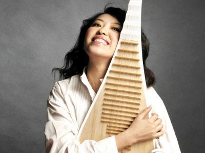 Zhao Cong, artiste à découvrir sur le CD Dali Volume 3