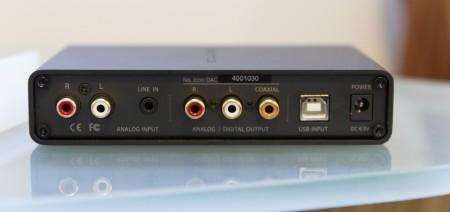 NuForce Icon DAC dos