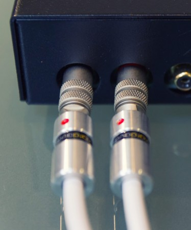 Les câbles RCA Viard Audio Premium HD ont apporté un équilibre agréable au HiFiMAN HE-500
