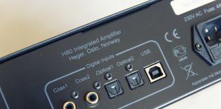Un amplificateur richement doté en entrées numériques, avec 4 S/PDIF et 1 USB