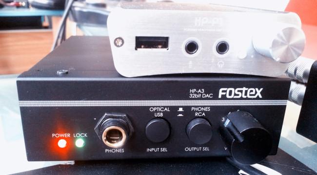 Fostex HP-A3