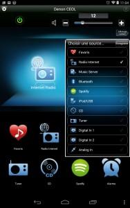 Denon Remote App