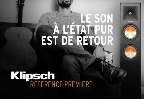 Boutique Klipsch Reference Premiere