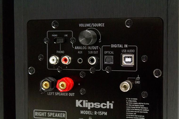 Klipsch R-15PM