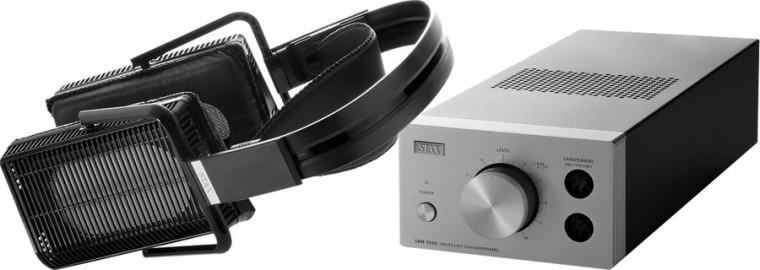 Stax SRM-323X et SR-L500