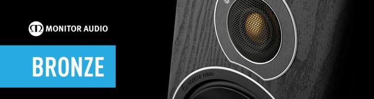 gamme Monitor Audio Bronze