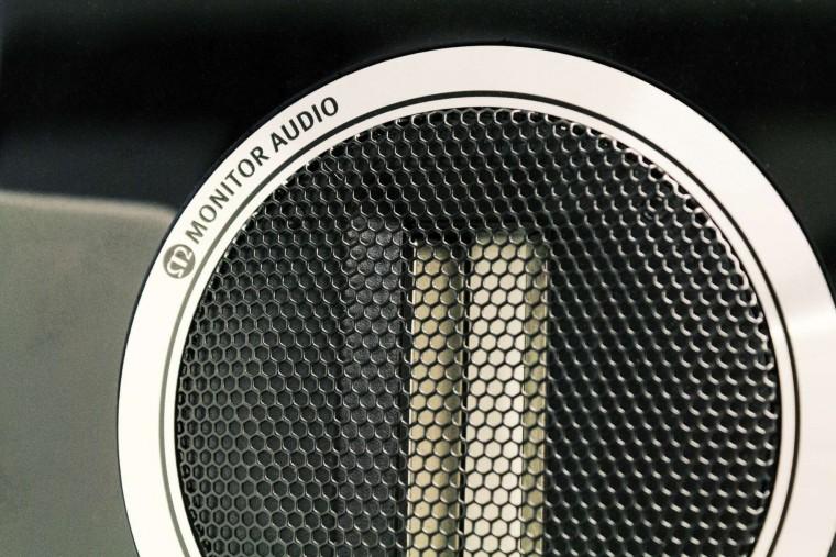 Le tweeter à ruban de la Monitor Audio Gold 200