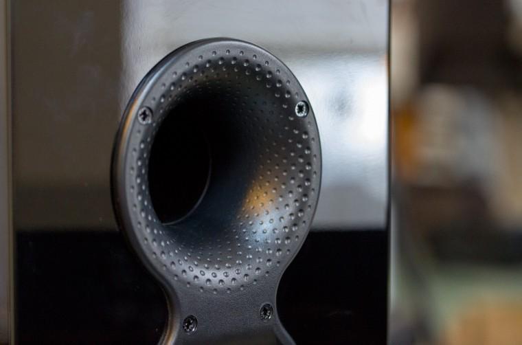 Event bass reflex Monitor Audio Hive