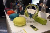 Festival Son&Image baladeur casque enceinte Bluetooth Sony