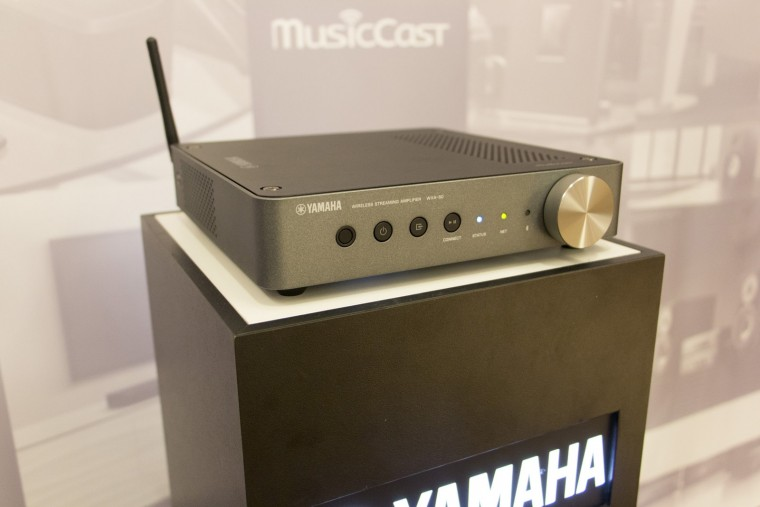 Festival Son&Image lecteur réseau Yamaha WXA-50 détail