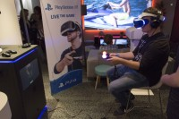 Festival Son&Image Sony casque PlayStation VR