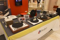 Festival Son&Image Stand Pro-Ject