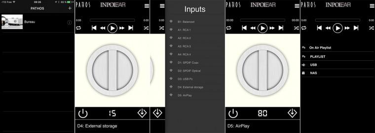 Pathos Inpol Ear - Application iOS/Android