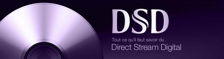 DSD: tout ce qu'il faut savoir du format Direct Stream Digital