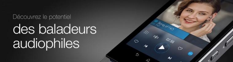 Découvrez le potentiel des baladeurs audiophiles