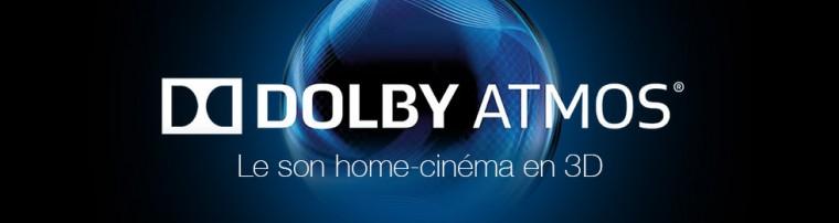 Dolby Atmos: le son home-cinéma en 3D