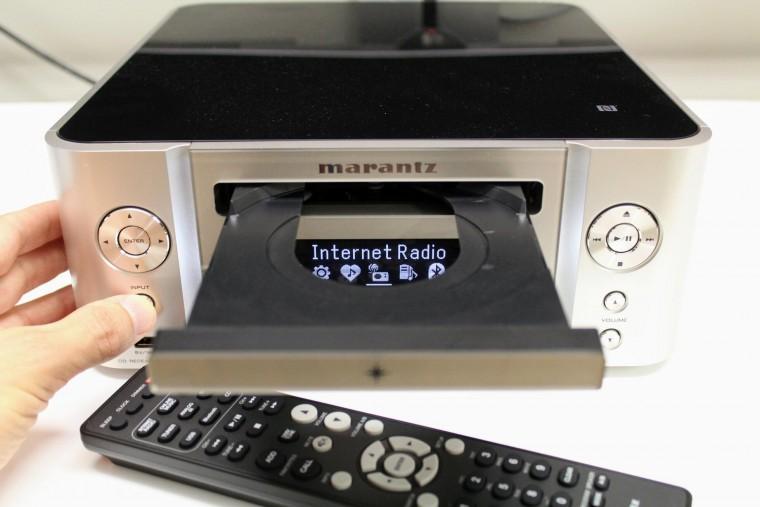 Test Marantz M-CR611