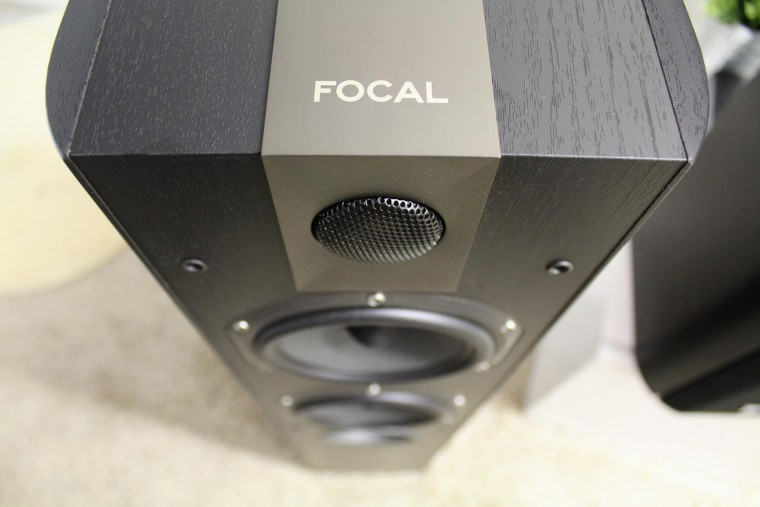 Test Focal Chorus 605 et 615