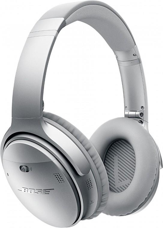 Le casque circum-aural Bluetooth Bose QuietComfort 35