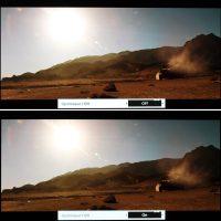 Panasonic DP-UB9000 : mode HDR Optimizer