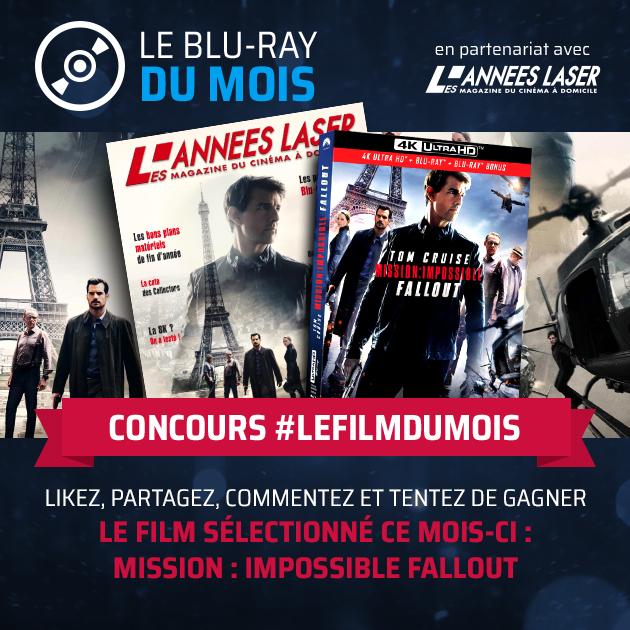 Film Du Mois Mission Impossible Fallout
