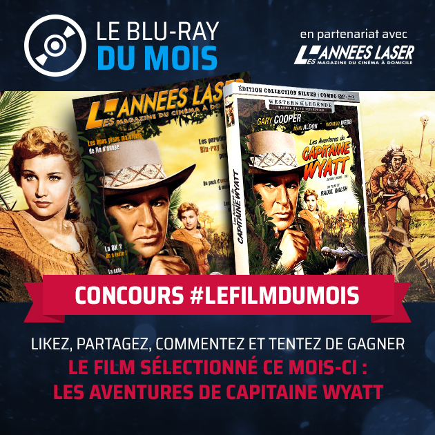 Film Du Mois Capitaine Wyatt