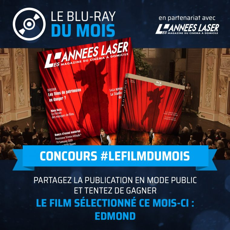 Test Blu-ray: Edmond