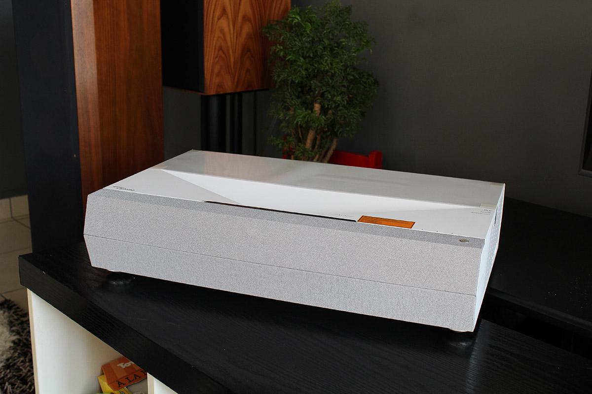 Optoma CinemaX P2 - Laser TV 4K HDR