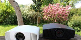 Test Sony VPL-VW290ES et VPL-VW890ES